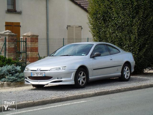Pare choc arriere 406 coupe mitula voiture - Pare choc 406 coupe tuning ...