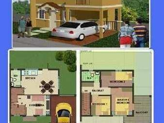 Crestwood, 3br, 2t&b,carmina Uphill With Carport, Single Firewall, Antipolo City