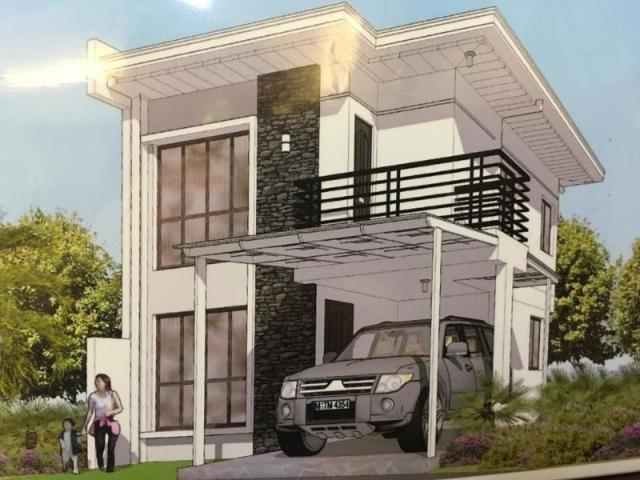 Customized House & Lot In North Olympus Subd. Nr Sm Fairview
