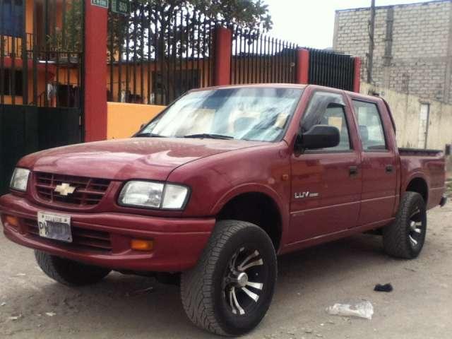 Chevrolet Luv Usados Autos Chevrolet Luv 4x4 2001 Mitula Autos