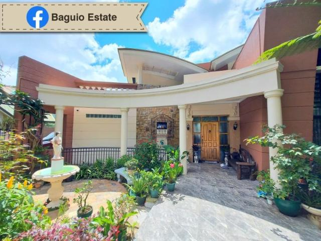 Deconstructivism Style House And Lot For Sale At Baguio City