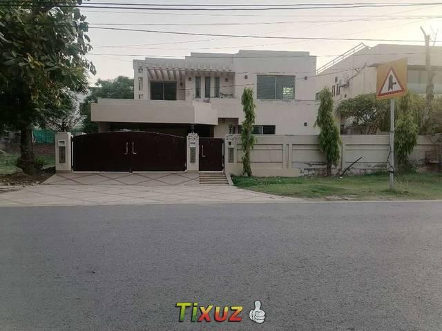 Defence Kanal Bungalow For Rent In Ph 4