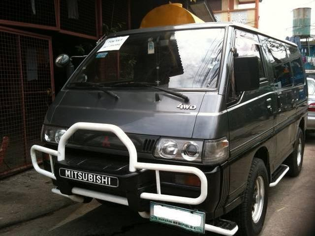 Delica 4x4,td,matic,very Good Condition !