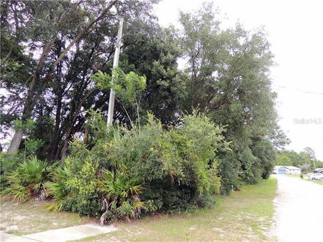 Deltona, This Is Your Chance To Own An Oversized Lot In A