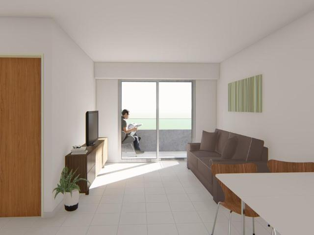 Departamento En Venta Ovidio Lagos 1200, Groenlandia 2 Dormitorios 1 Baño