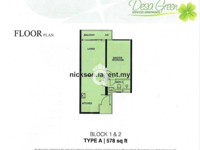 Taman Desa 848 Serviced Apartments In Taman Desa Mitula Homes