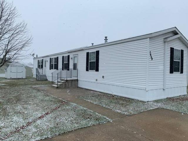 Desirable 3 Bedroom 2 Bath Home In Caledonia Country Meadows Village