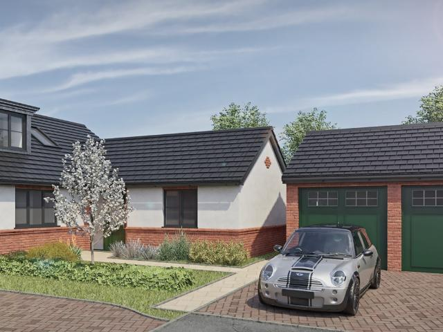 Detached 4 Bedroom Bungalow For Sale In Peterborough Road, Crowland, Peterborough, Pe6 On ...