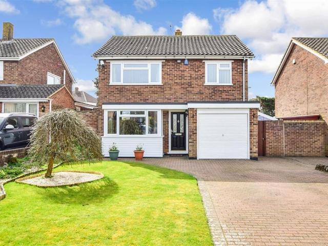 Detached 3 Bedroom House For Sale In Westwood Road, Maidstone, Kent On Boomin
