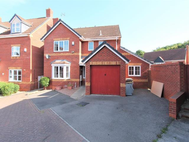 Detached 4 Bedroom House For Sale In Guestwick Green, Hamilton, Leicester Le5 On Boomin
