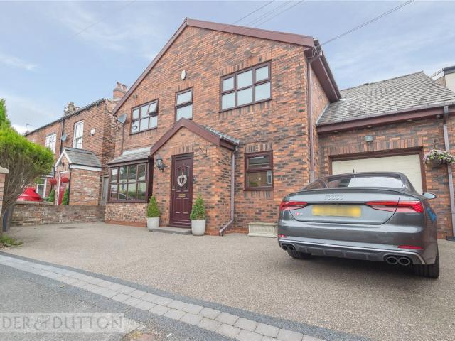 Detached 4 Bedroom House For Sale In Medlock Road, Woodhouses, Failsworth, Manchester, M35...