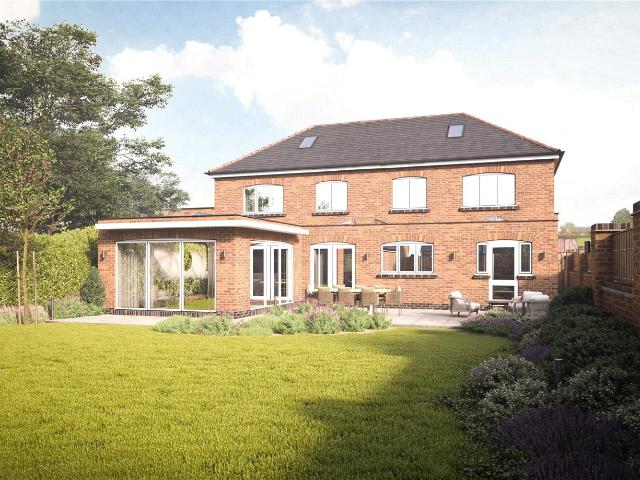 Detached 5 Bedroom House For Sale In Coventry Road, Fillongley, Coventry, Cv7 On Boomin