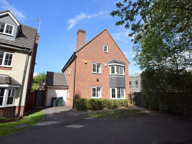 Detached 5 Bedroom House For Sale In Longmoor Drive, Coventry On Boomin