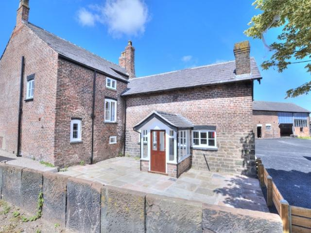 Detached 6 Bedroom House For Sale In Tan House Farm, Runnells Lane, Thornton, Liverpool L2...