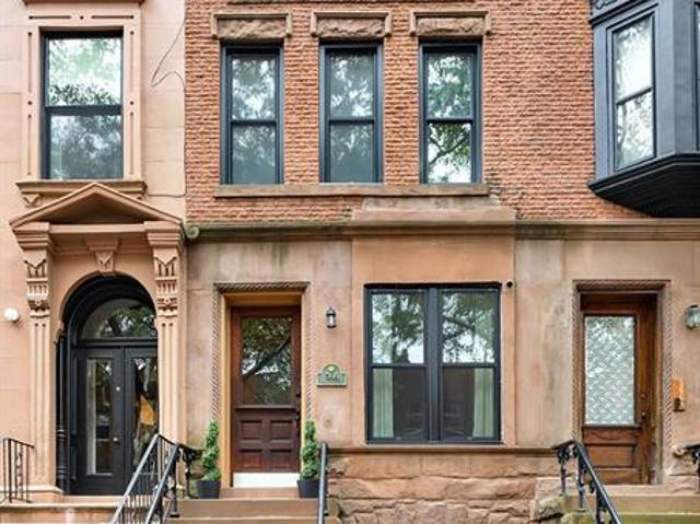 Detached House Clinton Hill Ny For Sale At 2895000