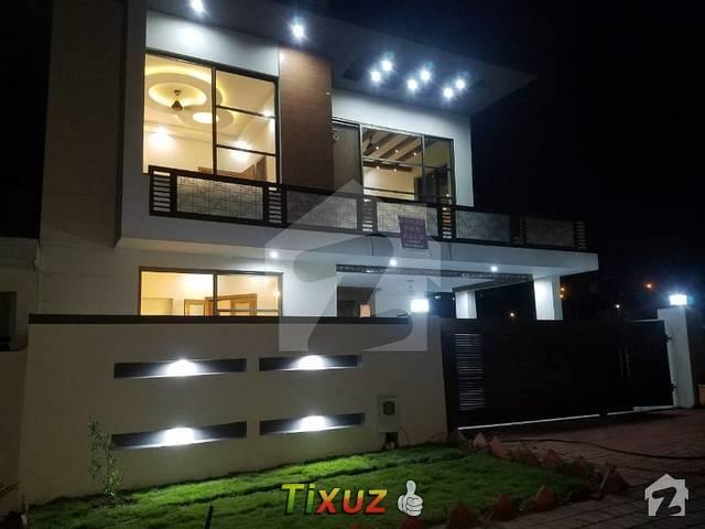 Dha 1 10 Marla Brand New Corner House For Sale In Dha Phase 1