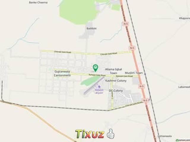 Dha Gujranwala Hybrid 3 Bed Apartment For Sale On Installment