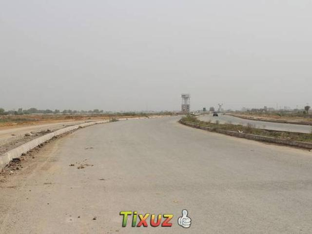 Dha Phase 9 Prism 10 Marla Plot For Sale At R Block 120 Feet Road