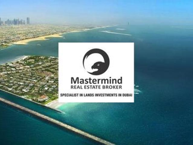 Direct Beachfront Plot For Sale In Pearl Jumeirah