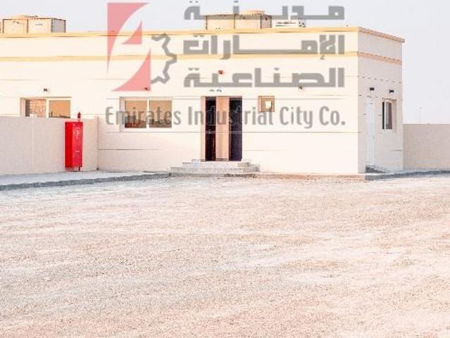 Direct From The Owner, Brand New Open Yard With Office Sharjah
