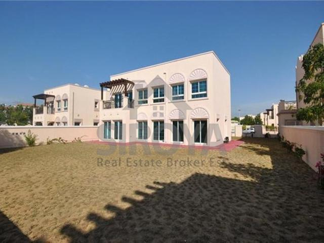 District 2 C Arabic Style 5 Bedroom Extended Villa Ready To Move In Aed 3,995,000