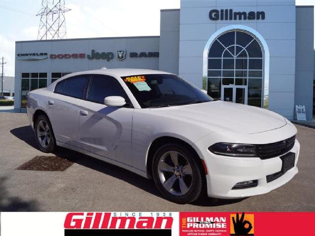 Dodge Charger Sxt In Houston Used White Mitula Cars