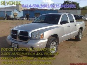 Dodge ram pickup 2007 automatica 6 litres