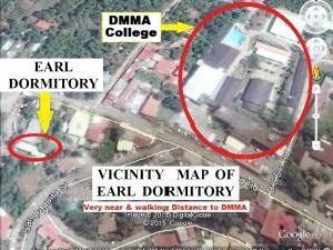 Dormitory Near Dmma College Of Southern Philippines, Dcsp, Davao City Buhangin