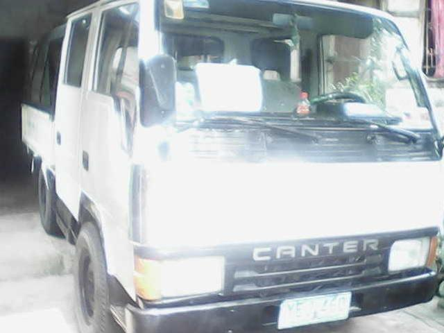 Double Cab Canter 2007