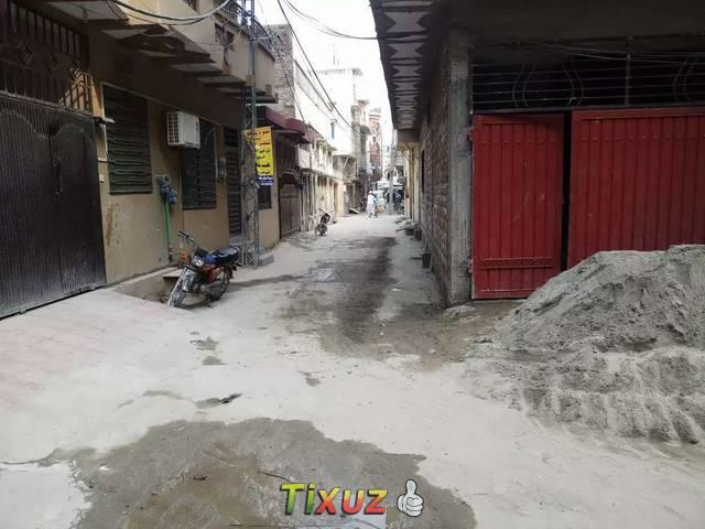 Double Storey House For Sale At Said Pur Road Rawalpindi