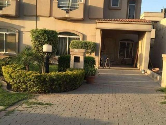 Double Story 7 Marla House Fr Sale At Eden Value Homes Multan Road Lhr