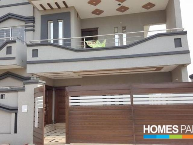 Double Story Fully Furnished House With Modern Architectural Work For Sale