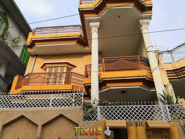 Double Story House For Urgent Sale In Gulshan Town Civil Lines Jhelum