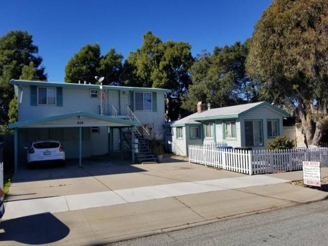 Downstairs Apartment Located In Desirable Pacific Grove Location 514 Grand Ave