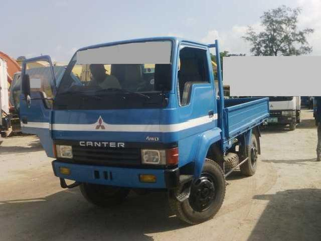 Dropside 4x4 Canter Trucks For Sale