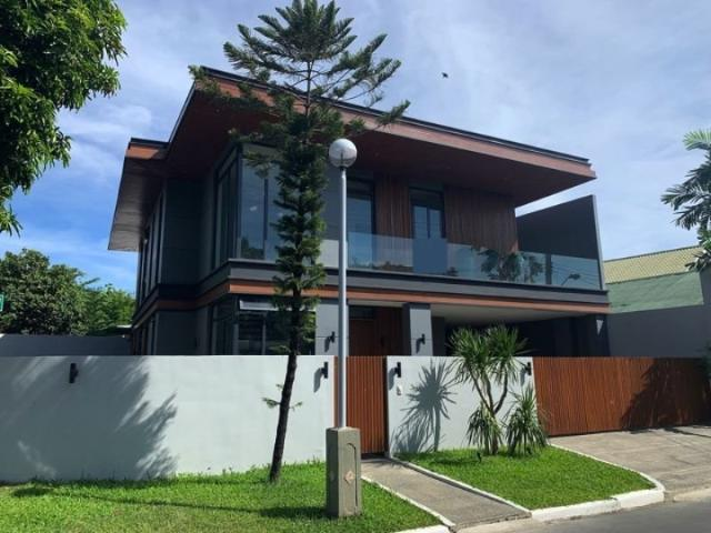 Ds882378 Brand New Corner House And Lot For Sale In Merville Park Subdivision, Parañaque City