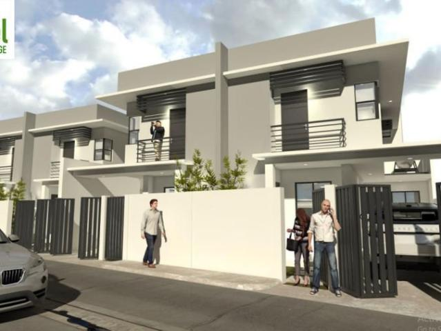 Duplex Houses For Sale In 127 Paragon Homes Minglanilla