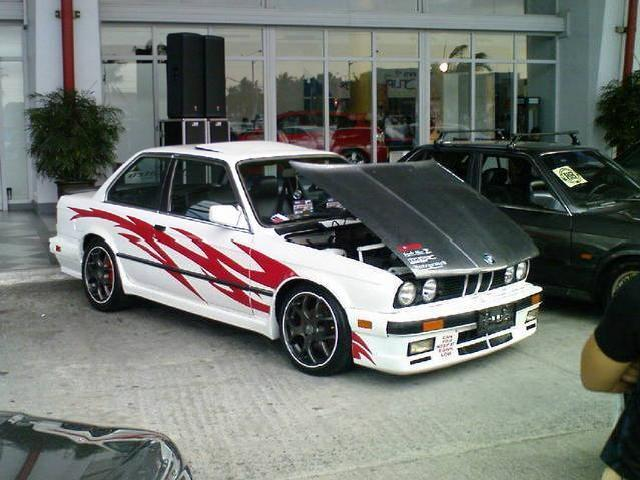 E30 Bmw 318i Show Car Best Restored And Best Old School