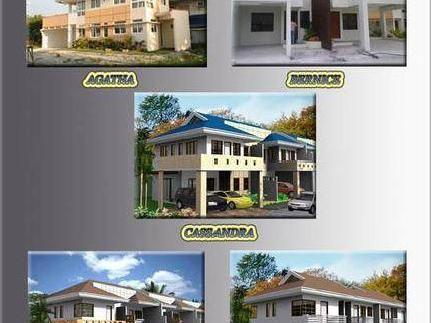 East Forbes Mansion, Inter Boundary Of Marikina, Cainta, Antipolo - 2-Story Hous