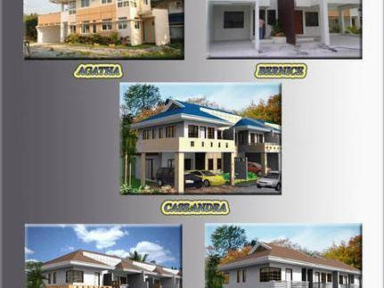 East Forbes Mansions <strong>Marikina</strong> Offers 2 Storey House & Lots