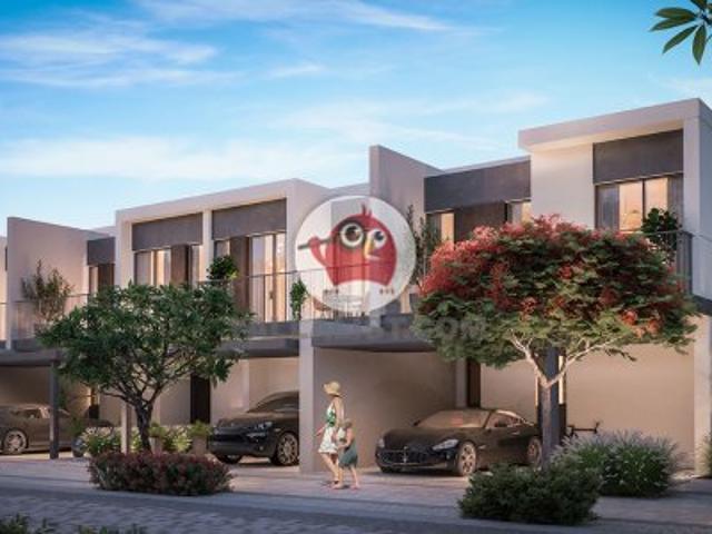Elan Townhouses Phase 2 By Majid Al Futtaim Aed 1,280,000