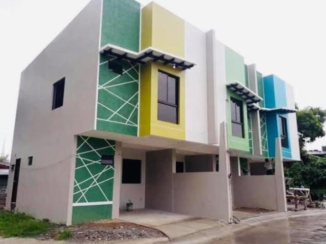 Elegant House And Lot For Sale Complete Finish Turn Over Acce.q.c Marikina Cubao