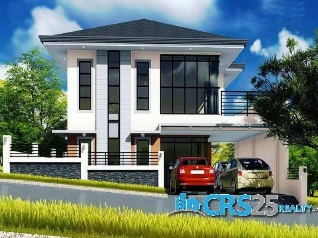Elegant House And Lot For Sale In Lagtang Talisay Cebu