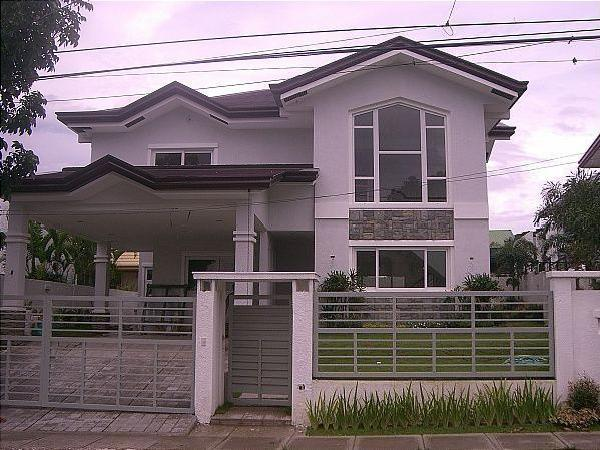 4 bedrooms modern house garage muntinlupa mitula homes for Brand new home designs