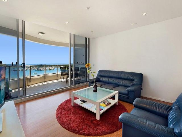 Entry Level Buying Into Highly Sought Residential 'marina' Building