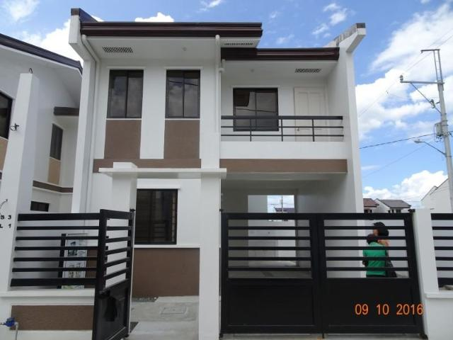 Eunice House And Lot For Sale In Kawit Cavite