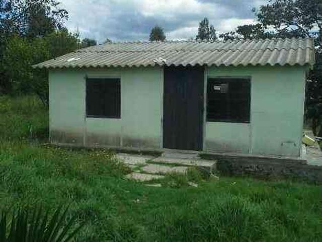 Excelente Casa Y Terreno En Llano Chico