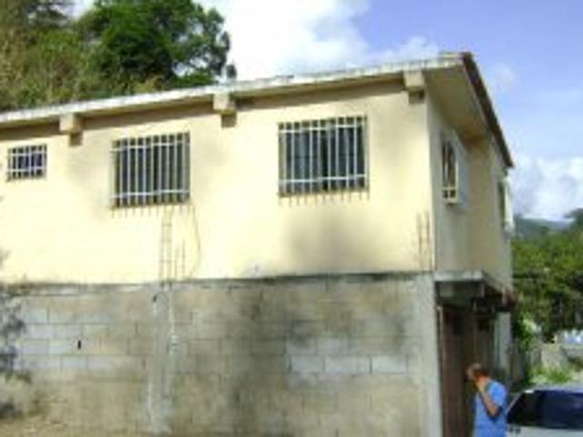 Excelente Oportunidad Cómoda Casa En Boconò Trujillo