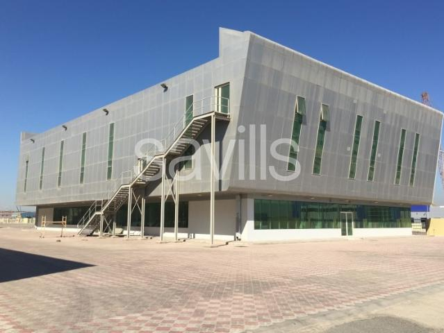 Excellent Specification Warehouse For Sale In Icad 2 Aed 110,000,000