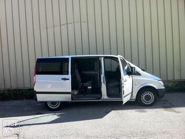 mercedes vito 7 places neuf mitula voiture. Black Bedroom Furniture Sets. Home Design Ideas
